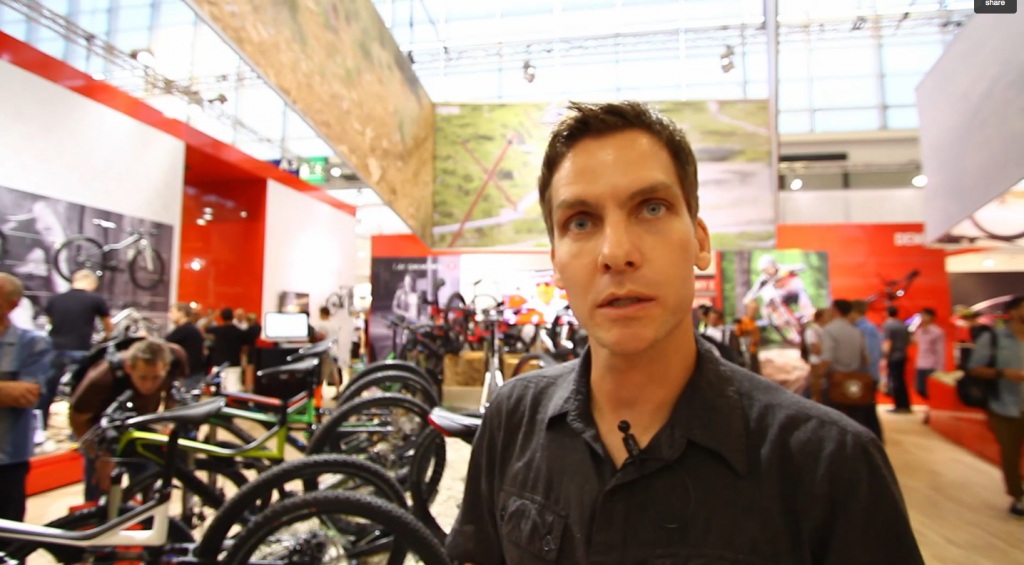 Brendon Sloan, Director of Highend-Mountainbikes