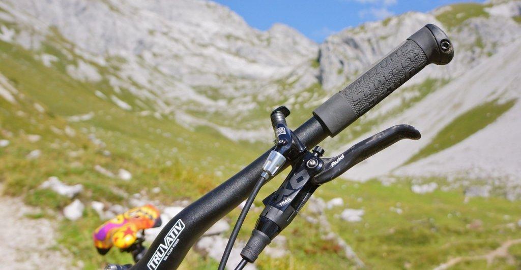 Sauber: Reverb und XO Trail kombiniert.