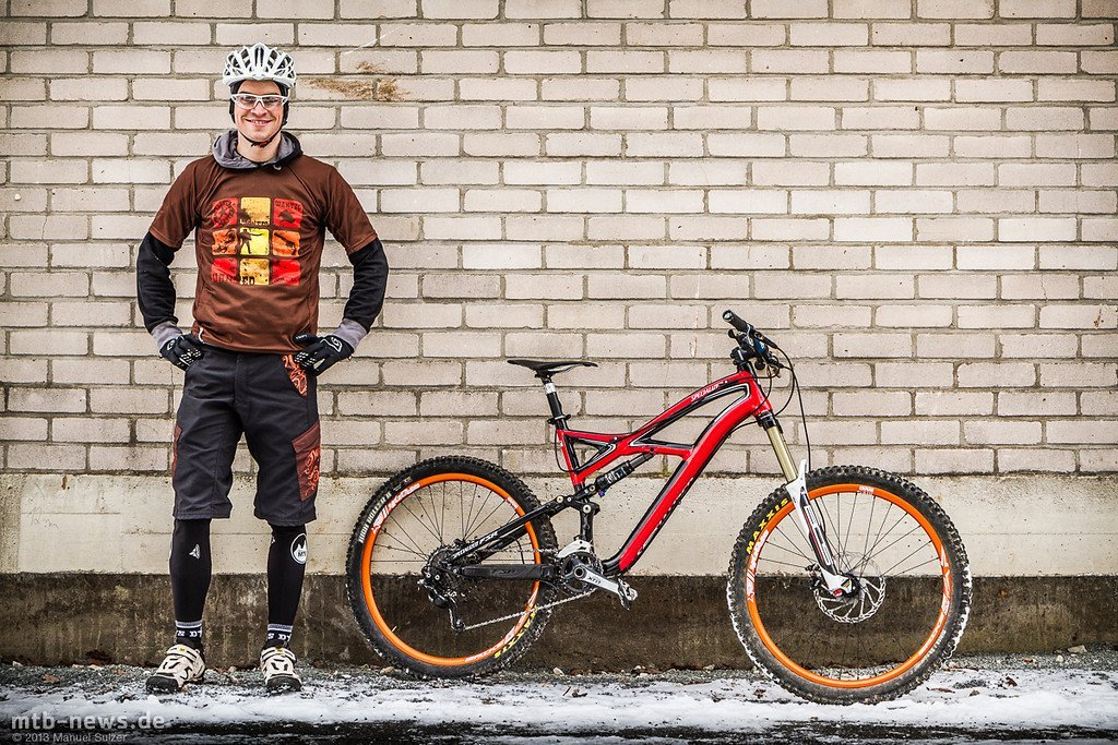 Daniel Eiermann - Specialized Enduro