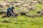 Bei hohen Geschwindigkeiten liegt das Rad klasse.