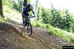 Einfahrt steil technischer Abschnitt Stage1 SET #1 Kouty