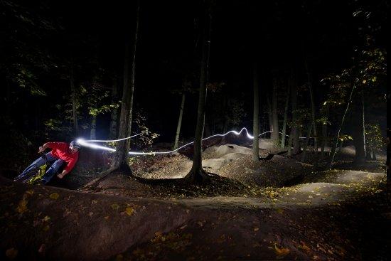 Pump at night!