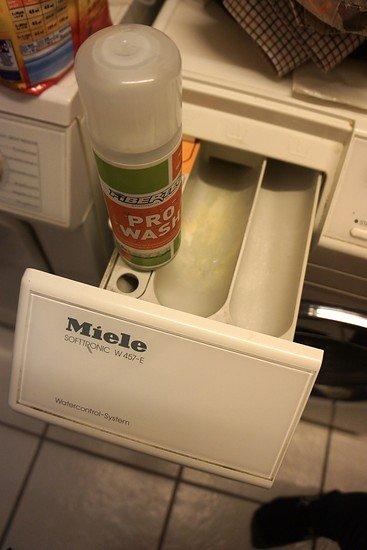FiberTec ProWash Waschmittel