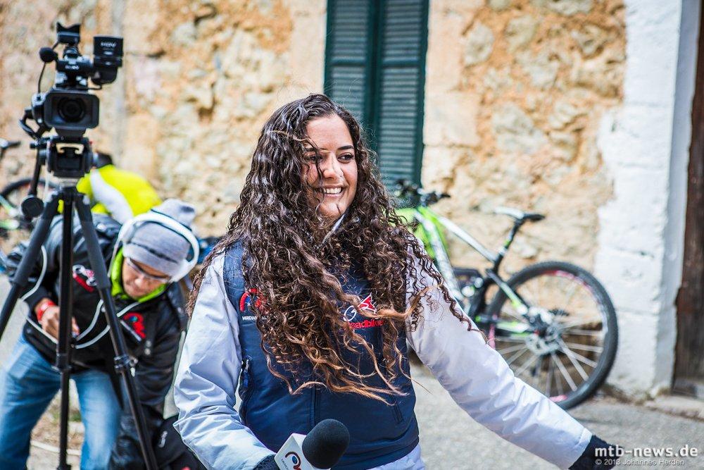 Mitchelle Llobet Jordan @ Merida Pressecamp
