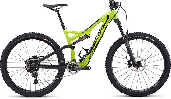 Specialized Stumpjumper FSR EXPERT CARBON-EVO-650B