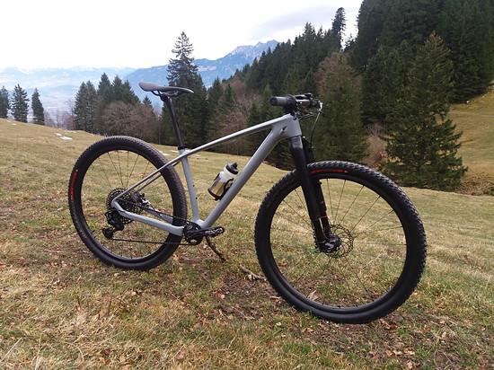 Race-Bike Neuaufbau Hardtail mit XX1 Eagle